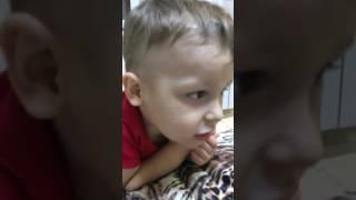 Дети. Мама в шоке у ребёнка стоматит