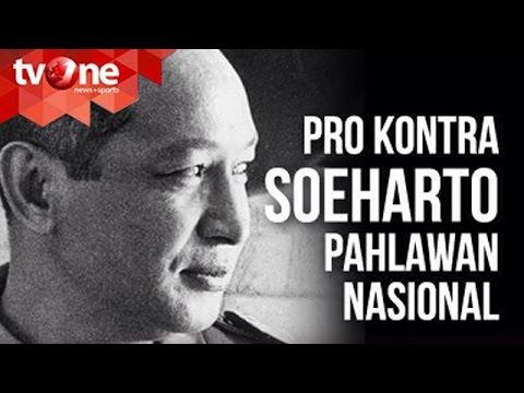 Indonesia Lawyers Club - Pro Kontra Soeharto Pahlawan Nasional - (Part 1)