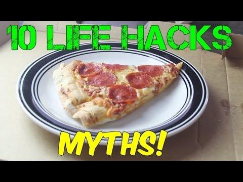 10 Life Hacks Myths!