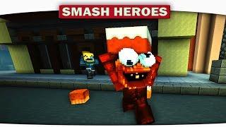 ч.01 Битвы СУПЕР ГЕРОЕВ в Minecraft!!!! (Smash Heroes)(, 2016-01-22T05:30:00.000Z)