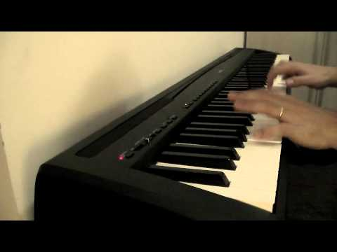 Renova-me (Quero ser como Tu) - Piano Instrumental