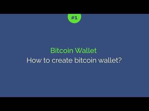 How To Create Bitcoin Wallet?