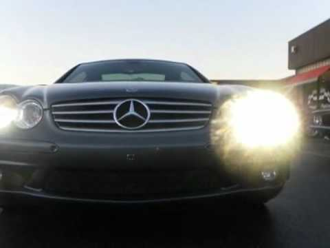 2006 mercedes benz sl class sl55 amg convertible for Mercedes benz of naperville il