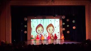 """Отчётный концерт """"Праздник детства"""" к Дню защиты детей от 02 июня 2018 года (0+)"""