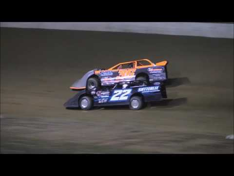 Round #1 Heat #2 from Portsmouth Raceway/Dirt Track World Championship, 10/14/16