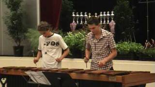 Super Mario on Marimba