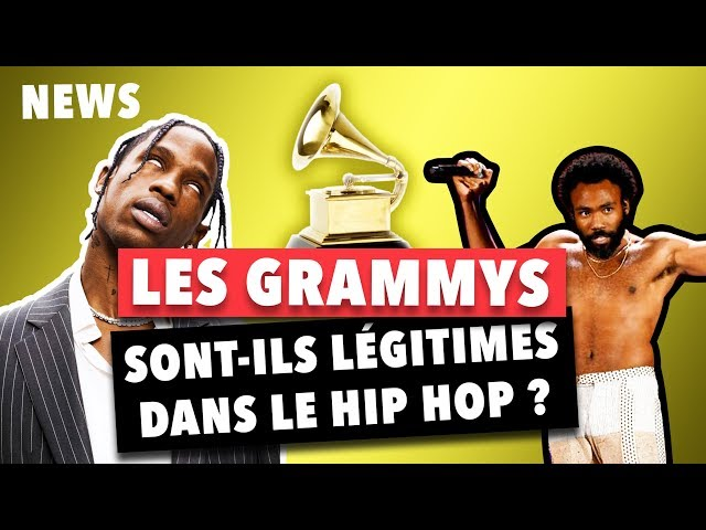 Les Grammys Sont-ils Légitimes Dans Le Hip-Hop ?
