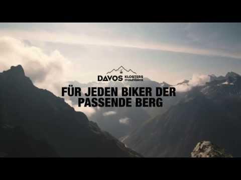 Für jeden Biker der passende Berg - Davos Klosters Mountains