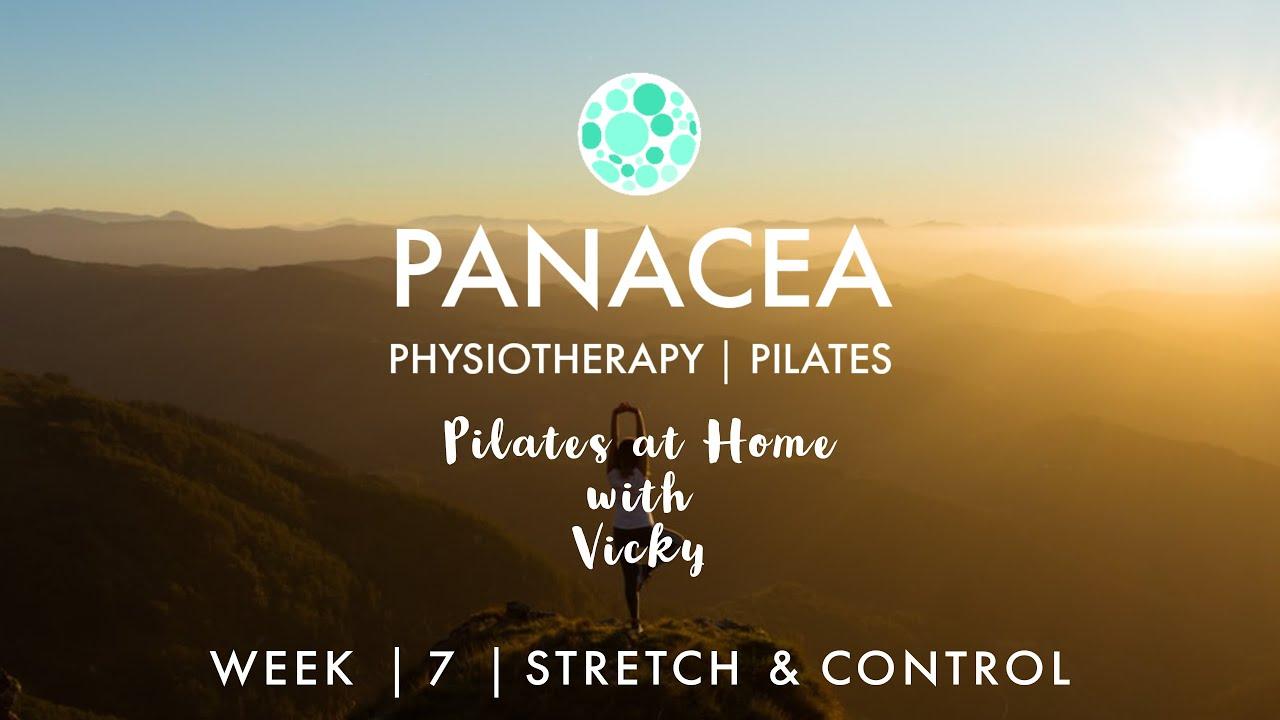 Panacea Pilates | Stretch & Control