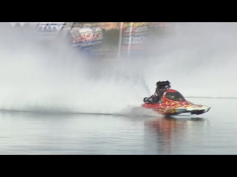 270 MPH: Fastest drag boats in the world to compete in Chandler