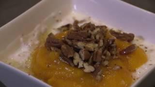 DAG 26 (RECEPT): overnight oat smoothie