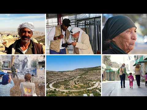 Listening To Voices From The Ecumenical Accompaniment Programme For Palestine-Israel