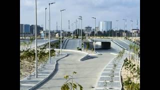 The World Class Eko Atlantic Road Network