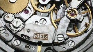 HOW IT WORKS: Mechanical Watch (720p)