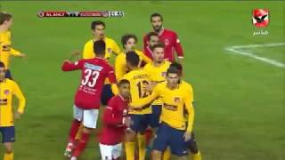 بالفيديو... أهداف مباراة الأهلي وأتليتكو مدريد