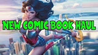 New Comic Book Haul February 13 2019