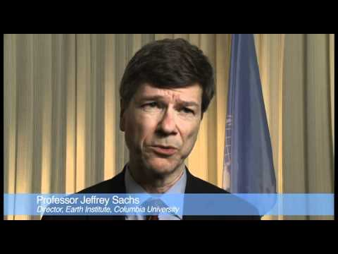 Education for All: Jeffrey Sachs, Earth Institute, Columbia University