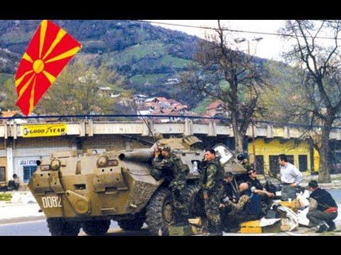 2001: Војната во Македонија низ објектив