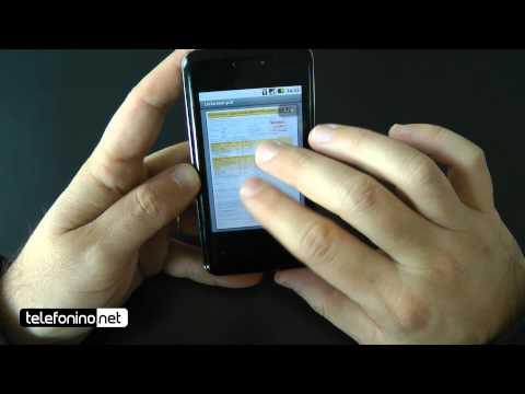 LG Optimus Chic videoreview da Telefonino.net