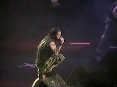 Pantera (live) - Metro Centre, Rockford, IL, USA (February 5, 1998)