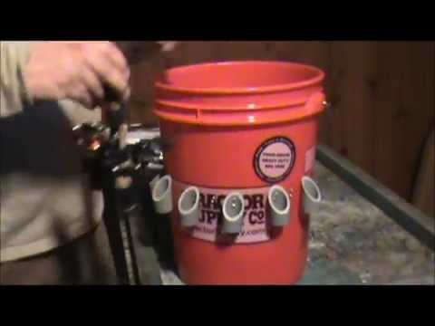 Fishing Rod Chair Antique Wooden Styles Ice (fishing) Bucket Challenge - Youtube