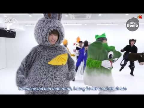 [VIETSUB][BANGTAN BOMB] 방탄소년단 (BTS) '21세기 소녀 (21st Century Girl)' Dance Practice (Halloween ver.)