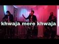 Download Khwaja mere khwaja || jodha akber || cover by salman khan niyazi MP3 song and Music Video
