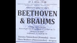 Beethoven Piano Concerto No. 5 in E-flat Major, Op. 73  (excerpt)