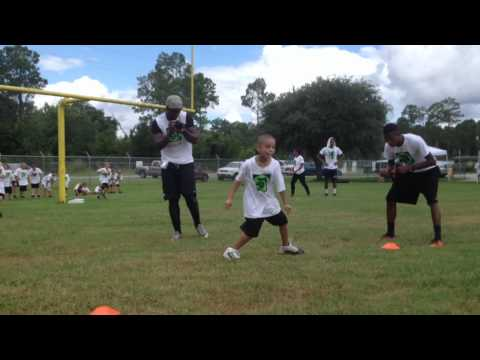 Donovin Darius Football Development