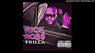 Rick Ross - The Boss Slowed & Chopped by Dj Crystal Clear