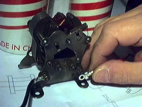 Erector Set First Gilbert DC Motor
