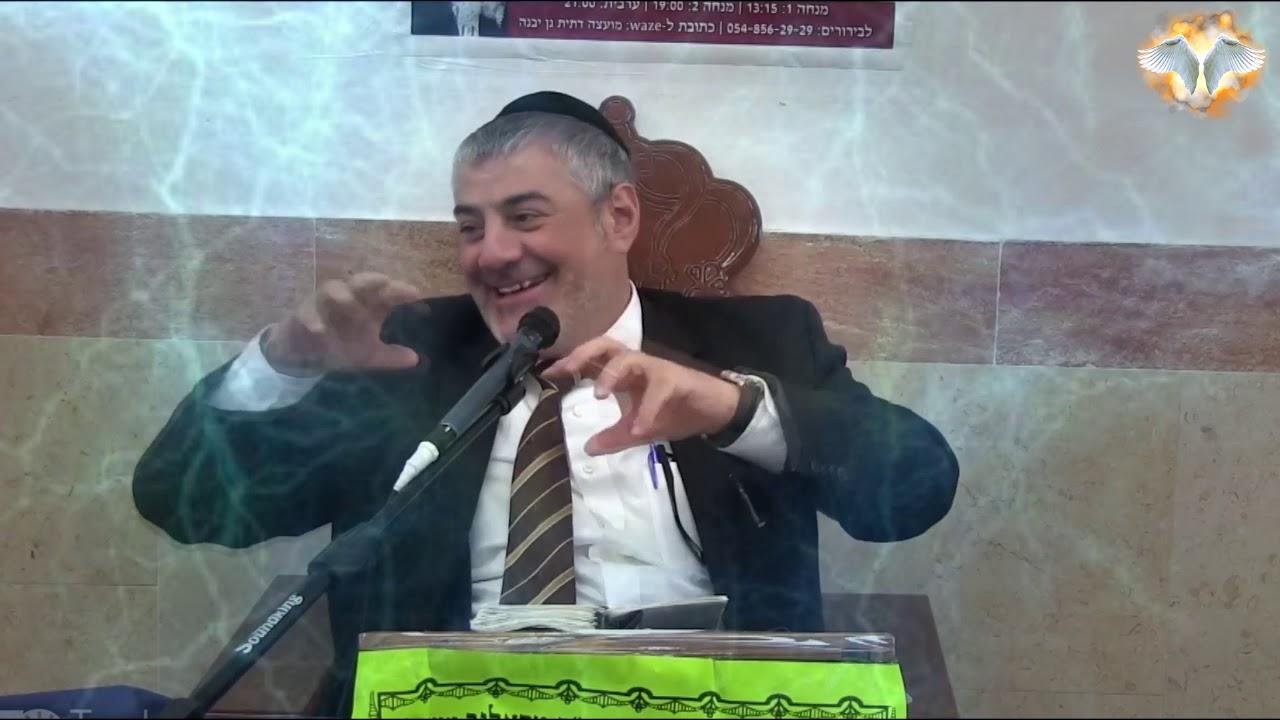 הרב יוסף מזרחי - הציונים VS מתנגדי הציונות הרצאת נוק אאוט ביבנה!!