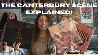 The Canterbury Scene!    The History and Bands involved!