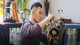 90後宅男珠寶設計師Post-90 Male Jewelry Designer
