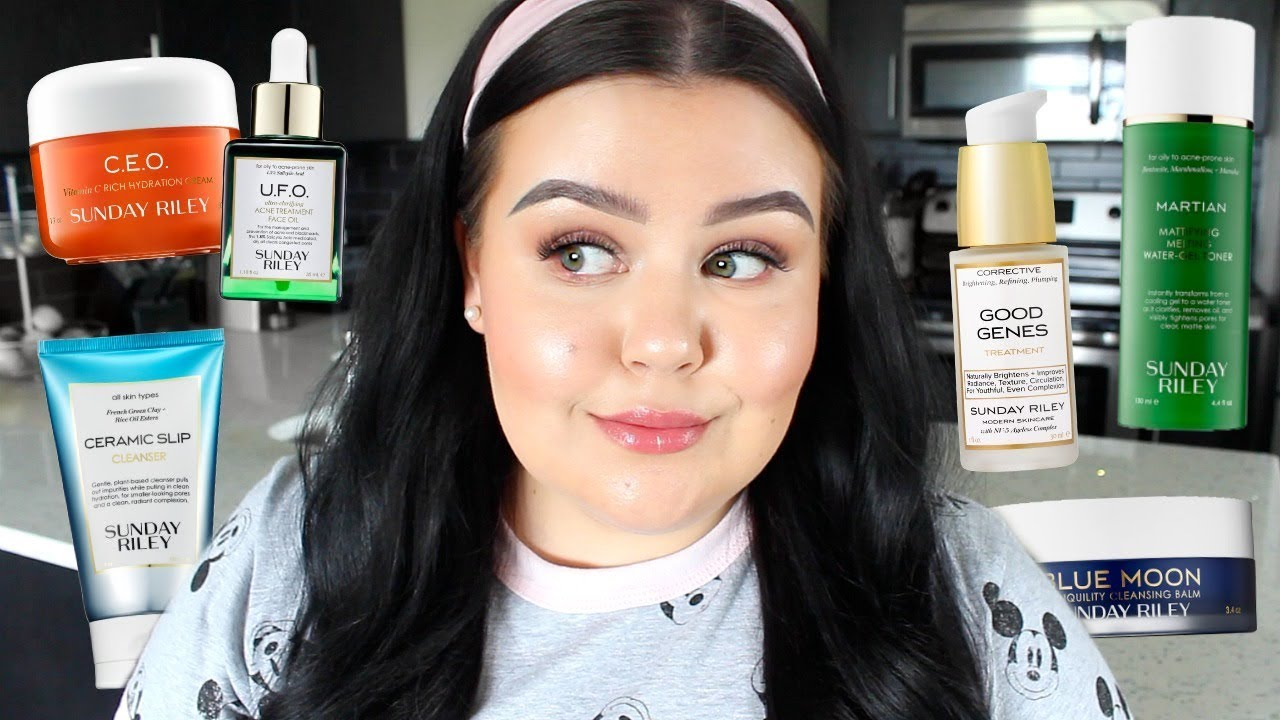 I Only Used Sunday Riley Skincare for 2 Months