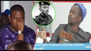 Urgent - Policier radié : Fou malade clash Bougane ;