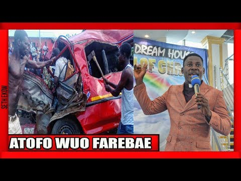 Atofowuo Farebae wo Ghana By  Apostle Okoh Agyemang