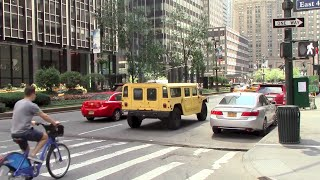 Hummer Tour of New York City