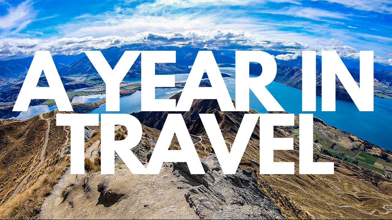 A Year In Travel
