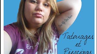 Tatouages et piercings / Tetel E.