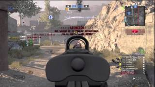 MAG PS3   115 bajas en dominacion - MAG Gameplay PS3