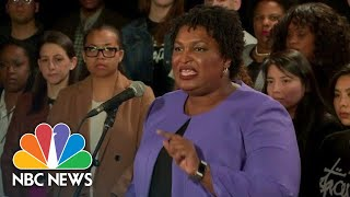 Full Speech: Stacey Abrams Ends Candidacy For Georgia Governor | NBC News