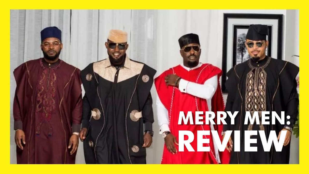 Download MERRY MEN THE REAL YORUBA DEMONS | Review Quickie