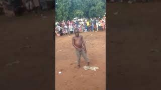 Dj Chare small boy dancing shaku shaku