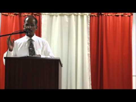 JFM Stamford Tamil Church | God's Message by Bro Abhisekha Kumar| 3/12/2015
