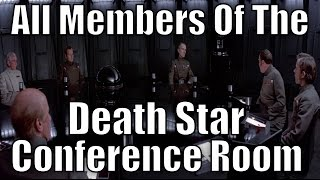 All members of the Death Star Conference Room.
