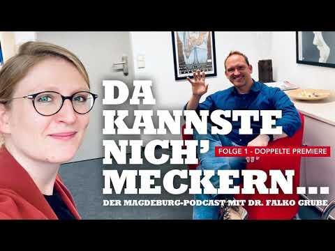 """Podcast """"Da kannste nich´ meckern..."""" - Folge 1 - Doppelte Premiere"""
