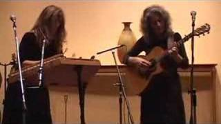 Brenda Hunter and Mary Tulin - Skyride - Nutmeg Dulcimer Festival