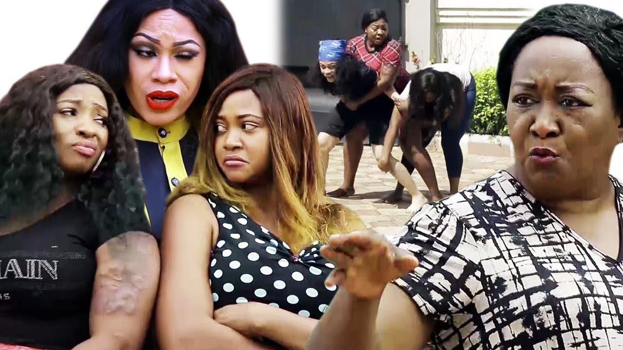 Download Her Mother's Daughter Season 3 -  2019 Latest Nigerian Nollywood Movie