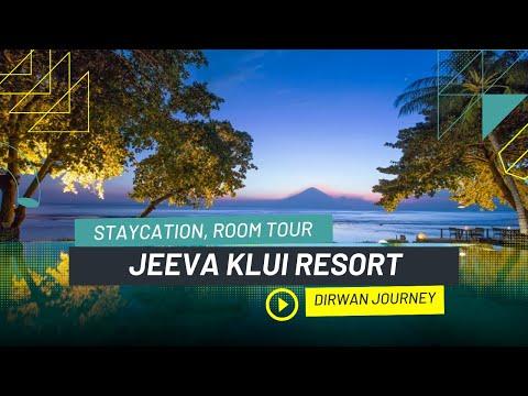 Jeeva Klui Resort Lombok   Staycation & Room Tour